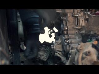 Toyota Sequoia замена цепи ГРМ