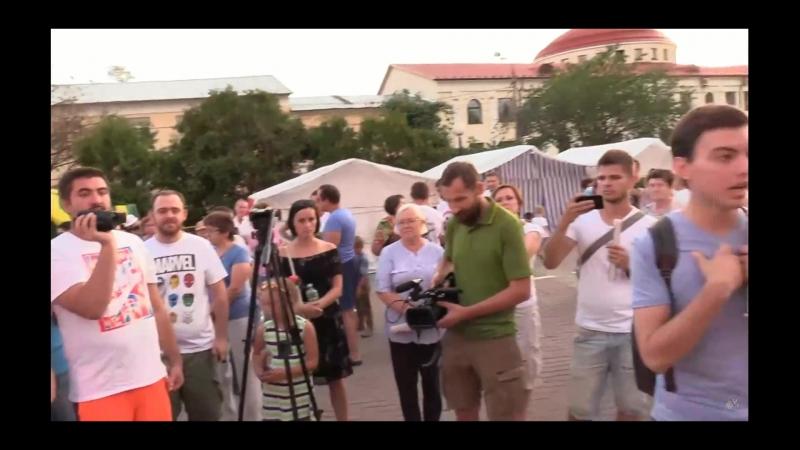 AmericaTV Volokolamsk event