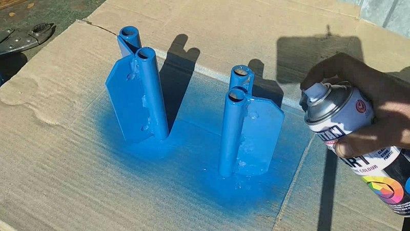 Идея для слесарных тисков. /Idea for locksmith vise
