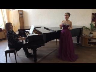 Н.А. Римский-Корсаков - Сцена таяния Снегурочки из оперы
