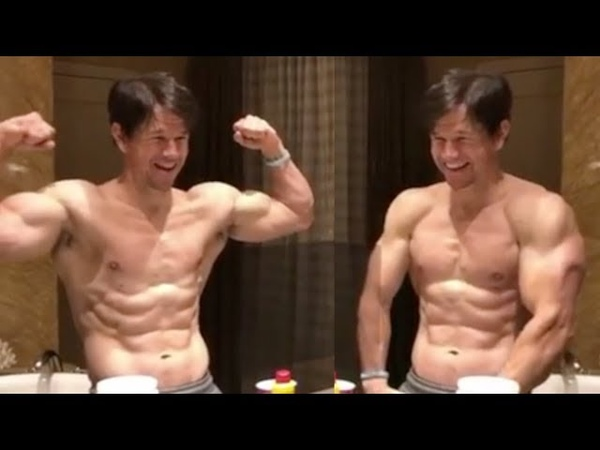 Mark Wahlberg Training - 46 Years Old