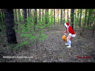 Mia bandini красная шапочка поймана и трахнута волком в лесу [pornmir, порно вк, new porn vk, hd 1080]