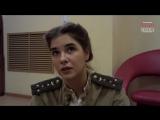 Актриса Мария Андреева поздравляет ветеранов с Днем Победы. Истребители. Последний бой