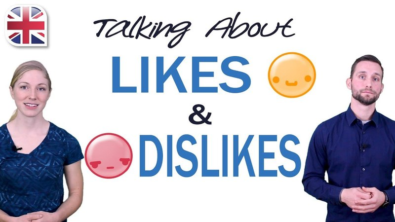Talking About Likes and Dislikes in English - Spoken English Lesson
