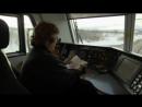 Die stärkste Lokomotive der Welt -14-700 PS- wird von einer Frau gefahren