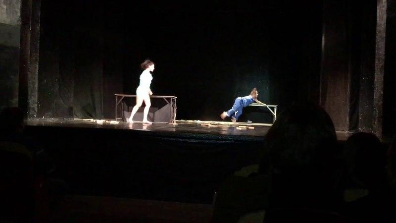 Танец Мачо и Ботан 2018