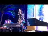 Lana Del Rey Change Black Beauty Young and Beautiful (Live @ Waikiki Shell LA To The Moon Tour)