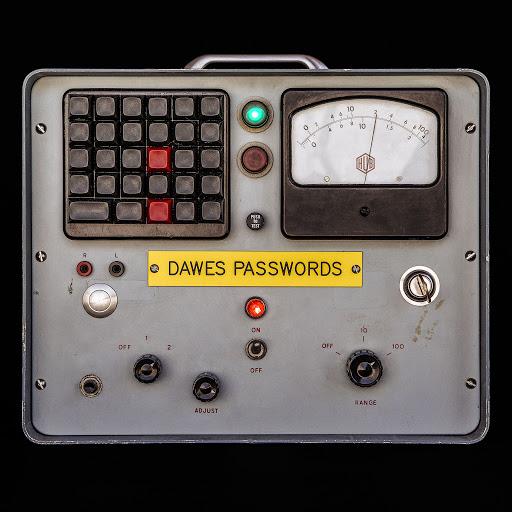 Dawes альбом Passwords