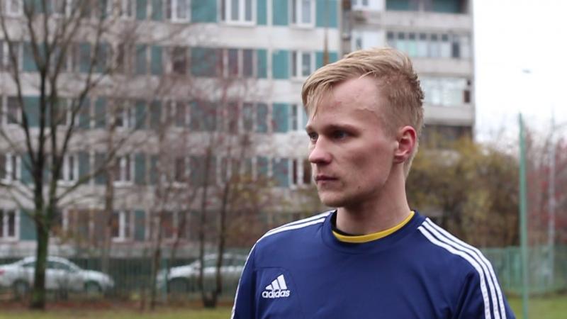 AFL 7x7 / Moscow / Interview / 8-й тур / Эдуард Жеребцов («Лестер Сити»)
