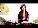 Taylor Swift Shake It Off Drum Cover by Nur Amira Syahira