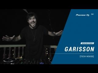 GARISSON [ tech house ] @ Pioneer DJ TV | Moscow