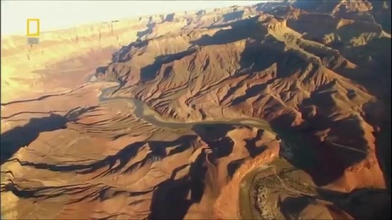 Гранд Каньон National Geographic