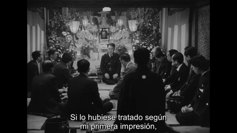 Ikiru - Vivir (1952) Akira Kurosawa - subtitulada