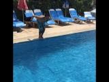 #turkey #alanya #sunny #kleopatrabeachalanya #swimming #pool