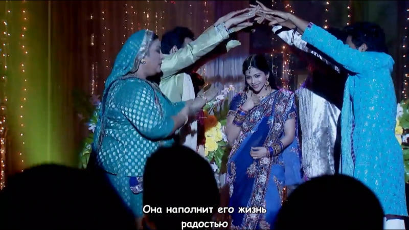 Кнэл 346 Песня всей семьи (субтитры) HD Арши IPKKND Арнав и Кхуши