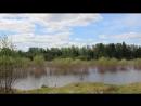 Разлив реки Луза п Кыддзявидзь