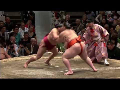 Sumo -Natsu Basho 2018 Day 9, May 21st -大相撲夏場所2018年 9日目