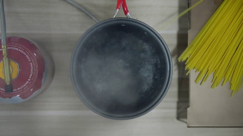 Набір посуду із анодованого алюмінію на 2-3 персони NatureHike 4-in-1 Pots Set
