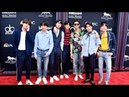 BTS BBMAs 2018 Red Carpet - Billboard Music Awards (방탄소년단) 防弾少年団