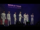 [Fancam][12.08.2018] The 2nd World Tour THE CONNECT in Sao Paulo (Ment)