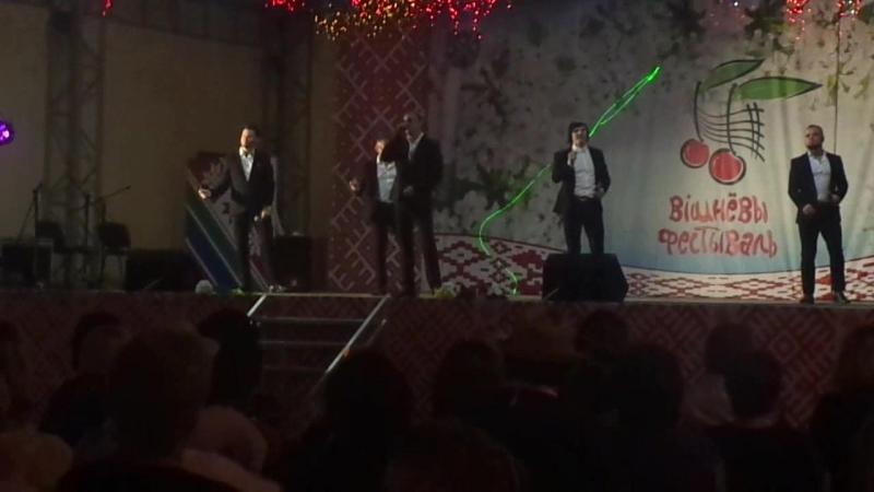 Закритие вешневого фестиваля и концерт Белорусы ГЛУБОКОЕ 21 июля 2018