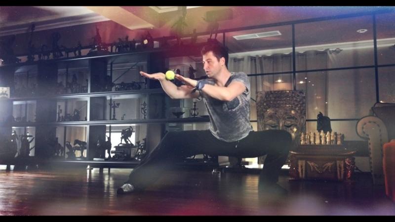 Упражнения в стиле Ван Дэна.