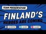 Представляем участника ЧМ-2018. Финляндия