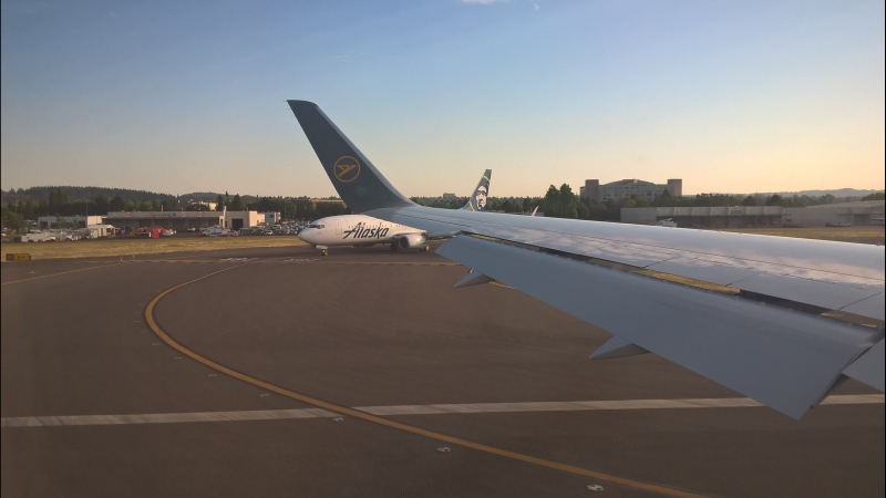 PDX Taking off 20180619