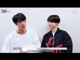 [RUS SUB][20.05.18] 'Can't Let Go of Chinese Conversation' Chinese segment Ep.17