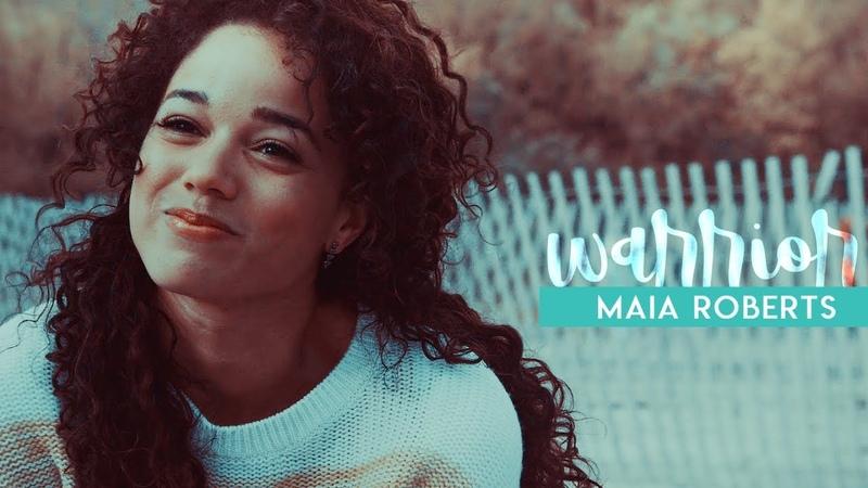 Maia Roberts    i'm a warrior SaveShadowhunters