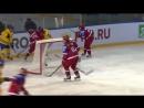 ЖМЧМ. Швеция - Россия 2-0. Женский хоккей.