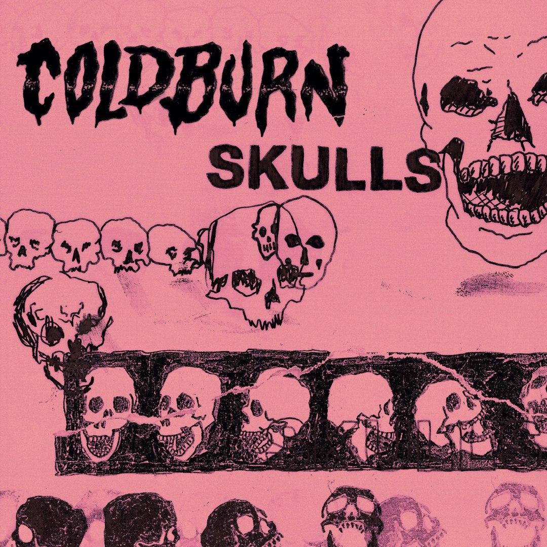 Coldburn - Skulls [EP] (2017)
