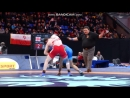 Киевский 2018 1 4 final Beka Lomtadze GEO Qalib Əliyev 8 6