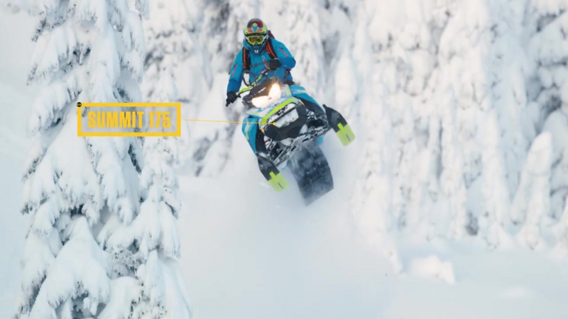 The Next Summit and Freeride – 2018 Ski-Doo