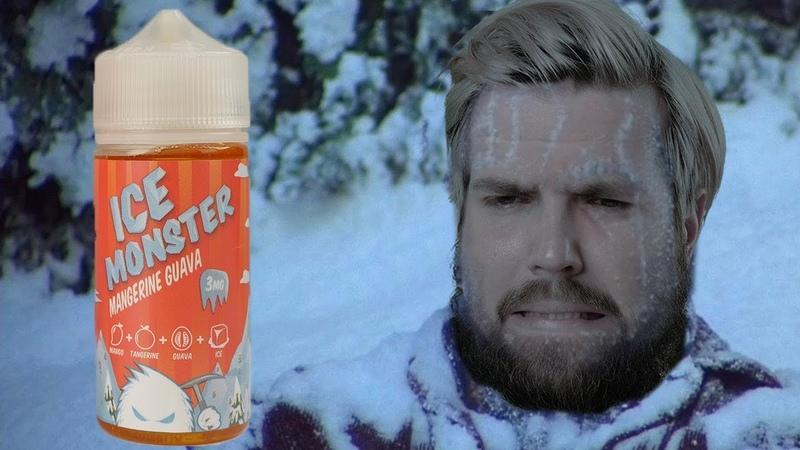 ЧТО ПАРИТЬ В ЖАРУ? ICE MONSTER (от создателей Jam Monster) by Vapeliga