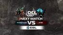 MYOB (COOLLERZ, Nitrino) vs Aim Degenerates (ins, phaze). Go4QC. Quake Champions