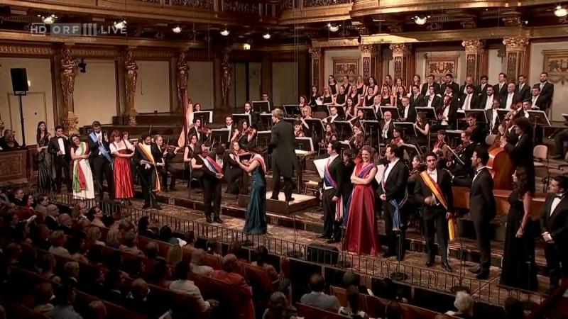 Wiener Musikverein - Gioachino Rossini: Il viaggio a Reims (Вена, 16.06.2018) - Часть 2