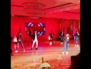 Визитка Galla Dance Krestovskiy