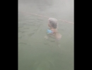 В этом году мышка открыла купальный сезон в феврале 😂😍🌅 .mp4