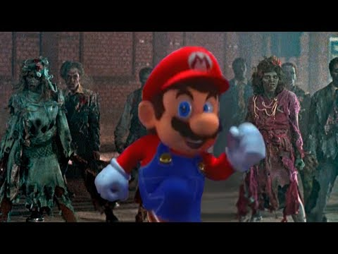 Super Mario Odyssey Musical, but it's Mario dancing to Michael Jackson's Thriller