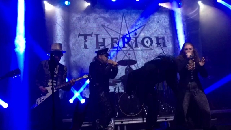 Therion and Elli Berlin - Din