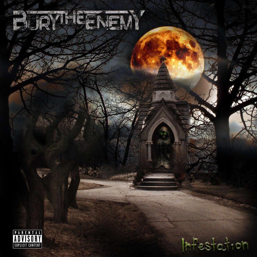 Bury The Enemy - Infestation (2018)