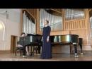 Моцарт В А Ария Церлины из оперы Дон Жуан Исполнитель Ирина Журченко