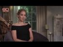 "Jennifer Lawrence on CBS ""60 minutes"""