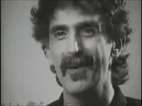 Frank Zappa Decline of the Music Industry