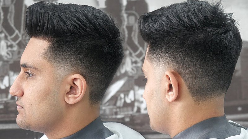 HOW TO DO A TAPER FOR BEGINNERS TAPER HAIRCUT TUTORIAL MADE EASY