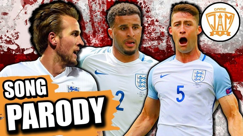 ENGLAND WORLD CUP 2018 [OFFICIAL SONG] 3 LIONS CURSED