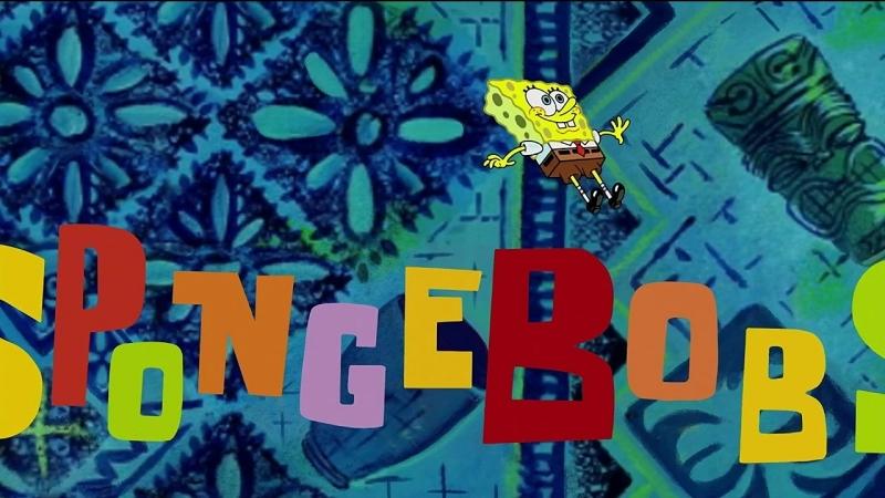 Spongebob squarepants | губка боб квадратные штаны