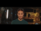 Tomb Raider: Лара Крофт — обращение Алисии Викандер к российским фанатам
