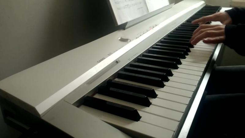 Вероника Чаликова / J.S. Bach Toccata and Fugue in D Minor, BWV 565 (Piano version)